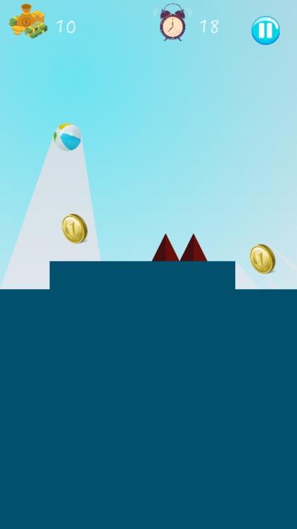 Jumping Color Ball screenshot-3