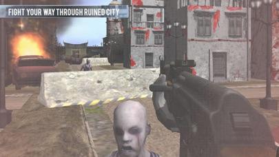 Zombie Shoot: Dead Trap screenshot two