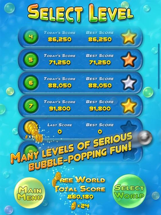 Bubble Bust! HD - Pop Shooter screenshot-3