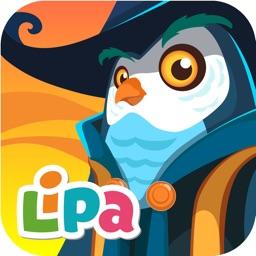 Lipa Wizards: Magic Duel - 2 Player Game