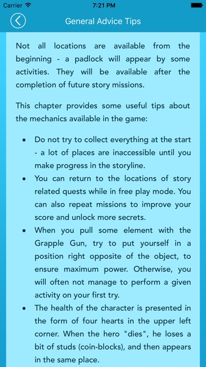 Pro Game Guide for Lego City Undercover 2107 screenshot-3