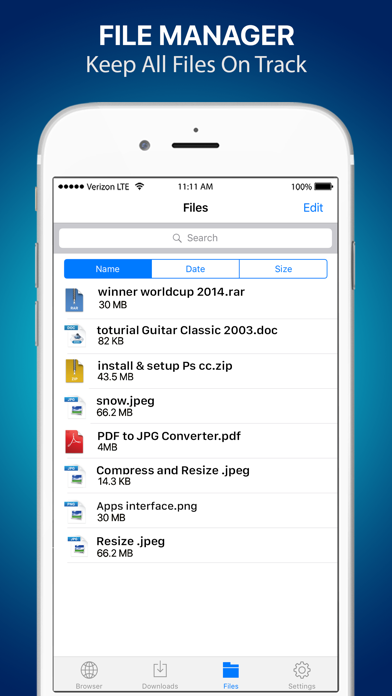 Files Pro - File Browser & Manager for Cloud app image