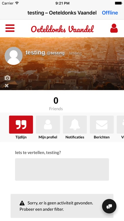 Oeteldonks Vaandel App screenshot-1