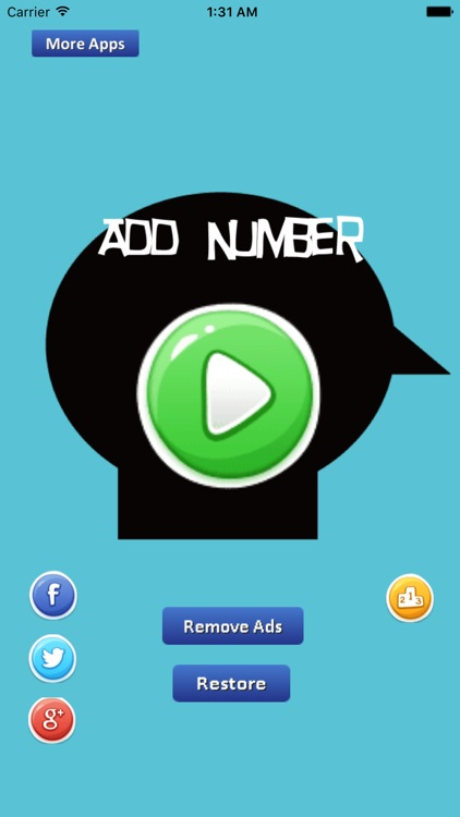 Add Number Game