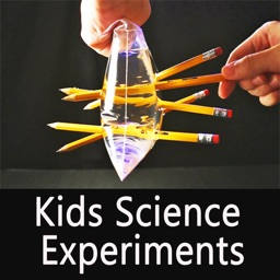 Kids Fun Science Experiments - Try New Things