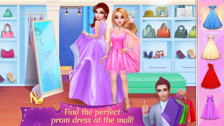Prom Queen: Date, Love & Dance with your Boyfriend