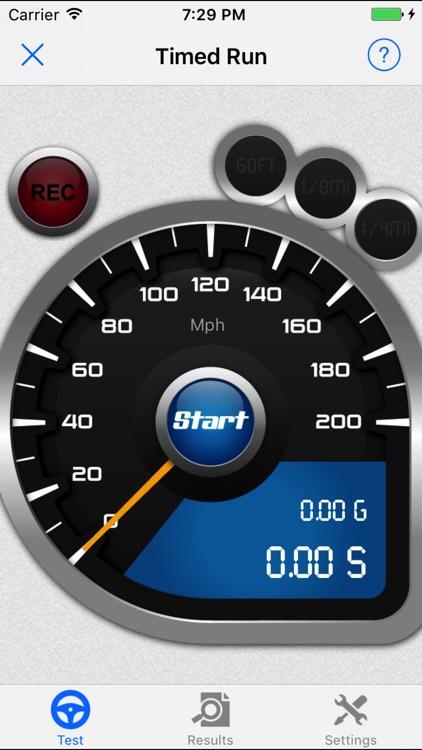 PerfExpert - Car Onboard Dyno & Timer
