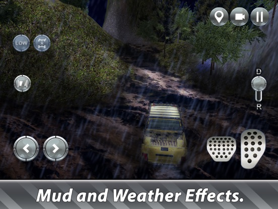 Russian SUV Offroad Simulator screenshot 6