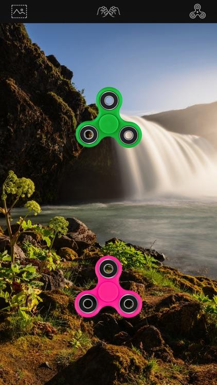 Fidget Spinner Plus screenshot-4