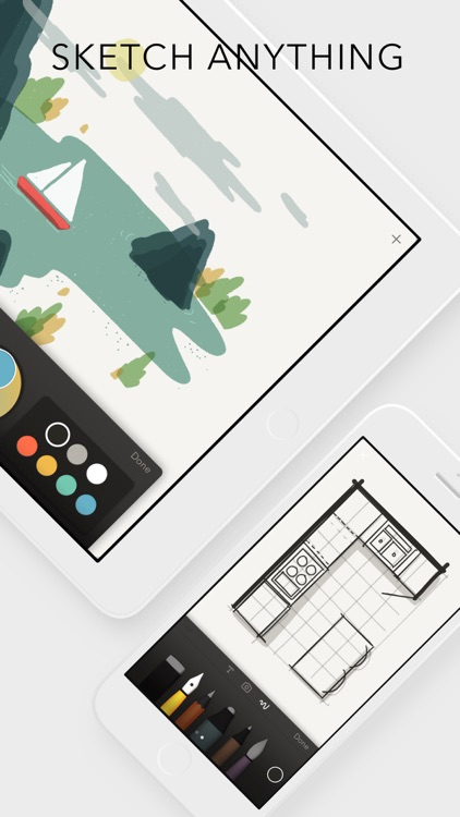 Paper by FiftyThree - Sketch, Diagram, Take Notes screenshot-0