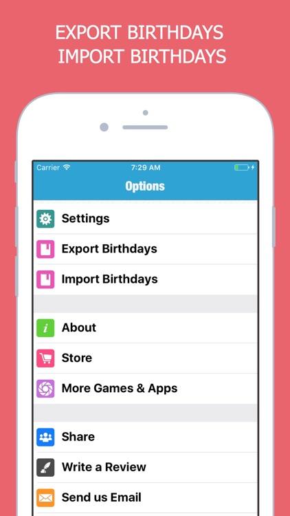 Happy Birthday Greeting screenshot-4