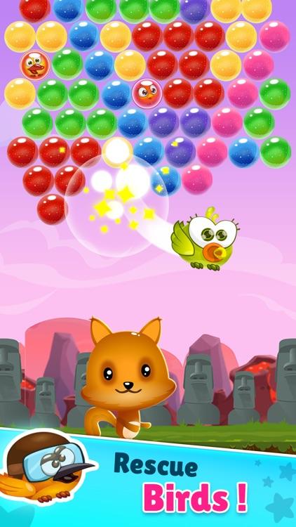 Bubble Birds Pop