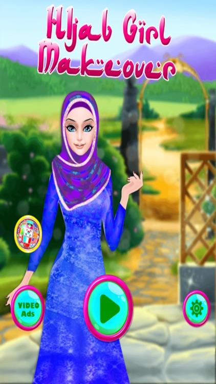 Hijab Wedding Salon - Hijab Spa & Dress up Games screenshot-4