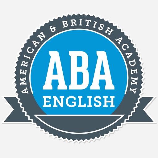 Learn English with Films - ABA English app logo