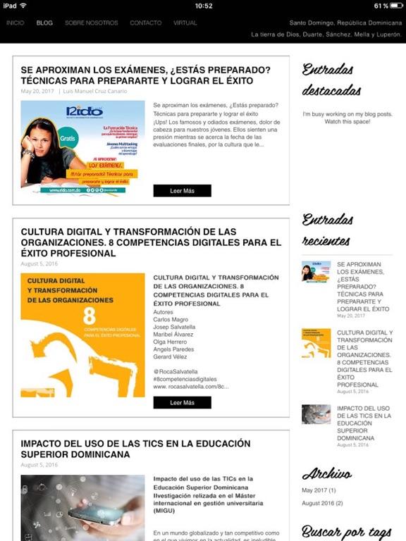 RevistaRido screenshot 7