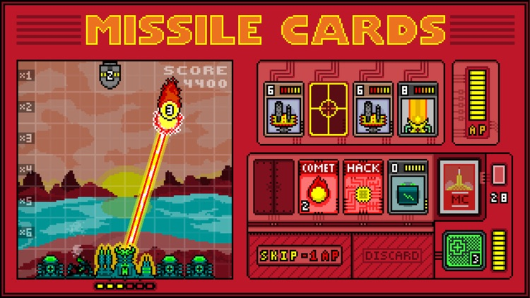 Missile Cards screenshot-1