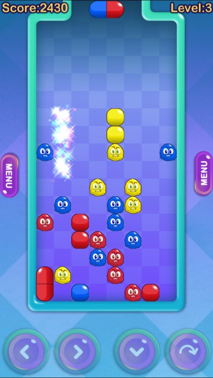 Pill Mania HD screenshot-3
