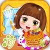 贝贝公主学做蛋糕儿童游戏-宝宝爱玩的厨房换装游戏大全