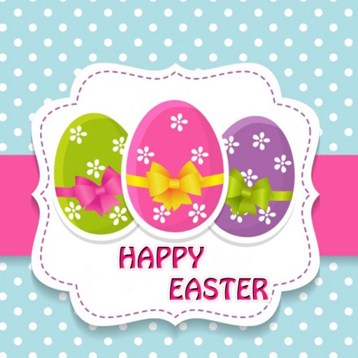 Happy Easter Greetings Card and Wishes 2017