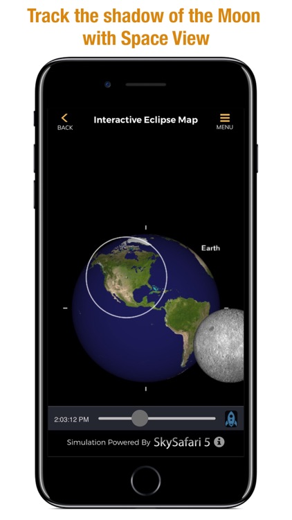 Smithsonian Eclipse 2017 screenshot-4