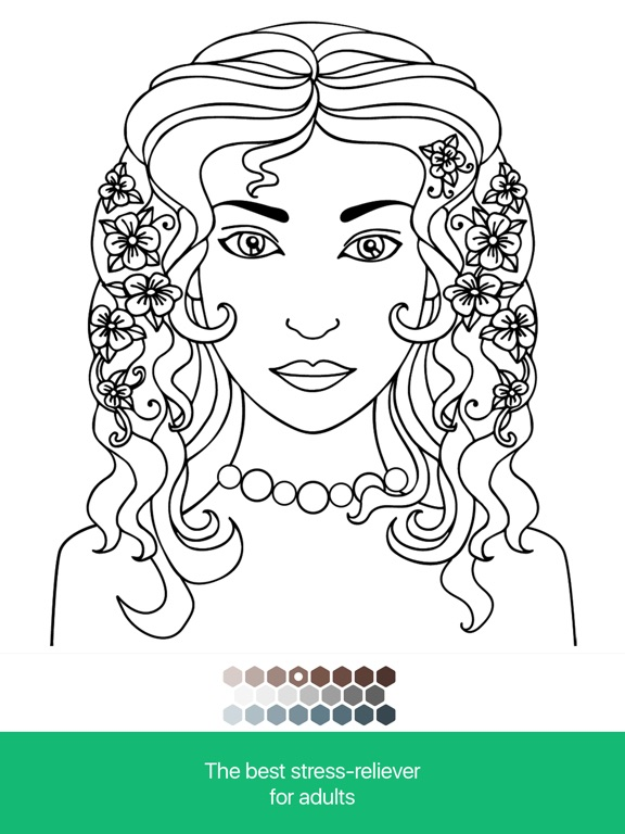 Colorme Adults Coloring Book App Price Drops