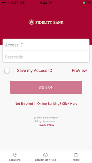 Fidelity Bank Mobile Banking on the App Store