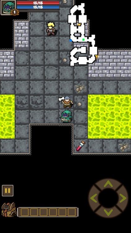 Zombie's Quest screenshot-1