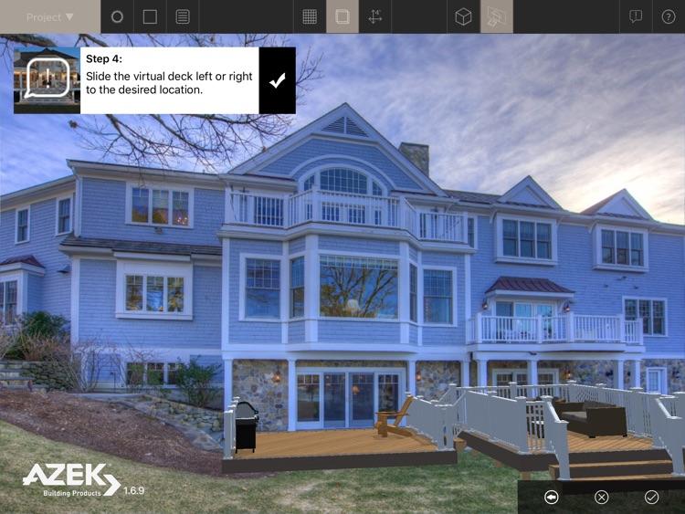 AZEK Deck Designer screenshot-4