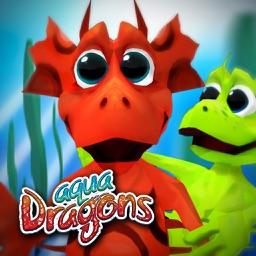 Aqua Dragons