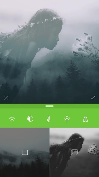 Photo Blender 2 - Double Exposure & Superimpose