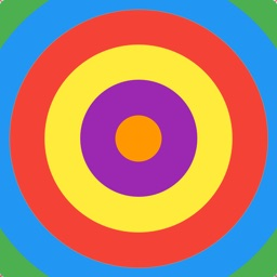 Color Ripples - Kids and Toddlers Interactive Game
