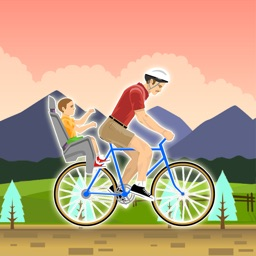 Happy Racing For Crazy Wheels Hill Climb Game