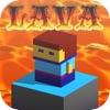 Floor Lava : Block Jump