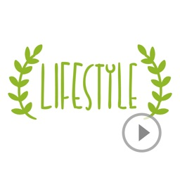 Animated Healthy Lifestyle Stickers