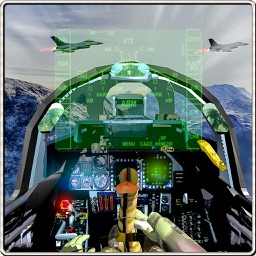 F18vF16 Fighter Jet Simulator