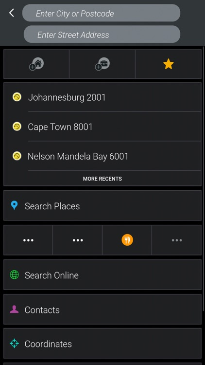 CoPilot Southern Africa - Offline GPS Navigation screenshot-3