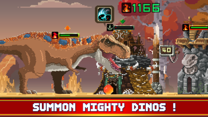 Tiny Dino World: Return screenshot two