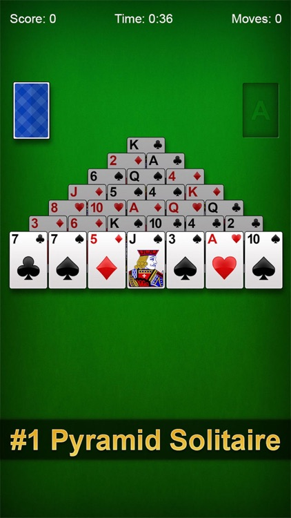 Pyramid Solitaire ▻