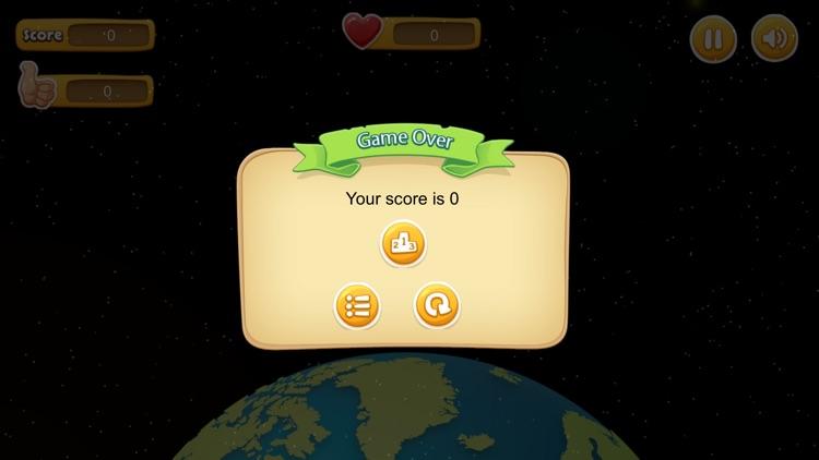 Defend The Earth Game screenshot-3