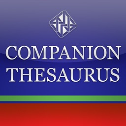 Companion Thesaurus -with Spelling Dictionary