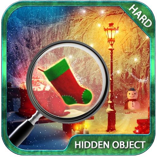 Hidden Objects Game Christmas Spirit