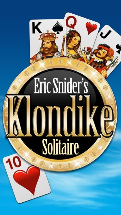 Eric's Klondike Solitaire Lite screenshot-3