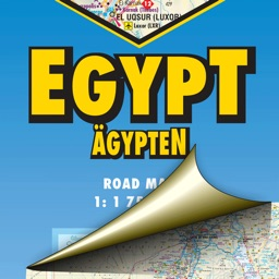 Egypt. Road map