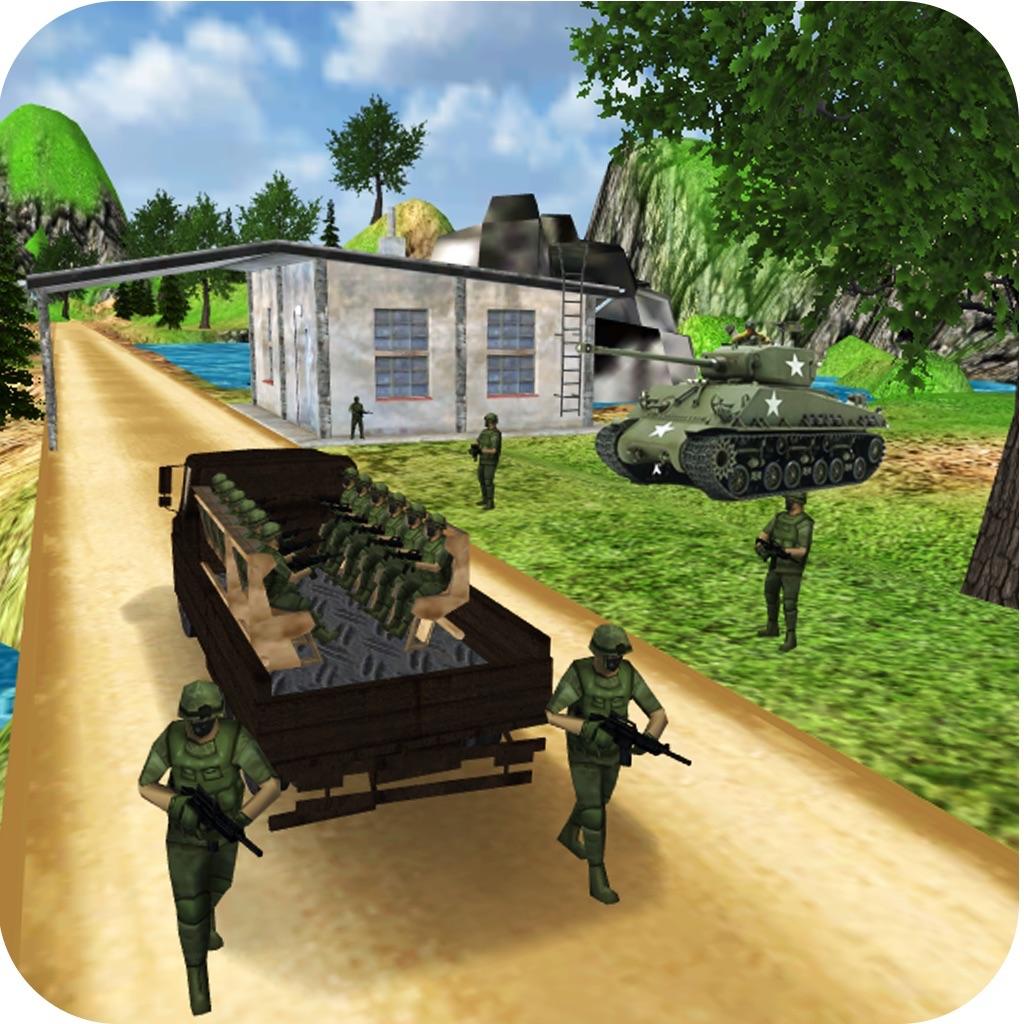 Army Truck Cargo Transport hack