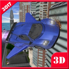 Activities of Flying Car Simulation 3D
