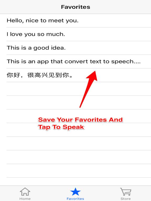 Text To Speech Converter - TTS Voice Generator screenshot 6