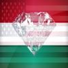 Hungarian Phrases Diamond 4K Edition