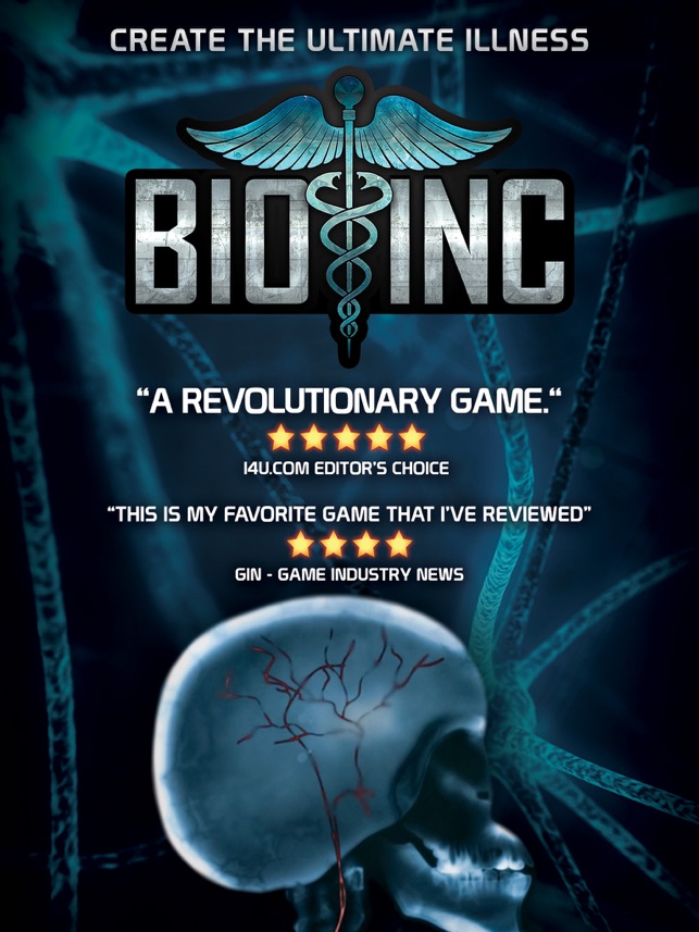 Bio Inc. - Biomedical Plague Screenshot