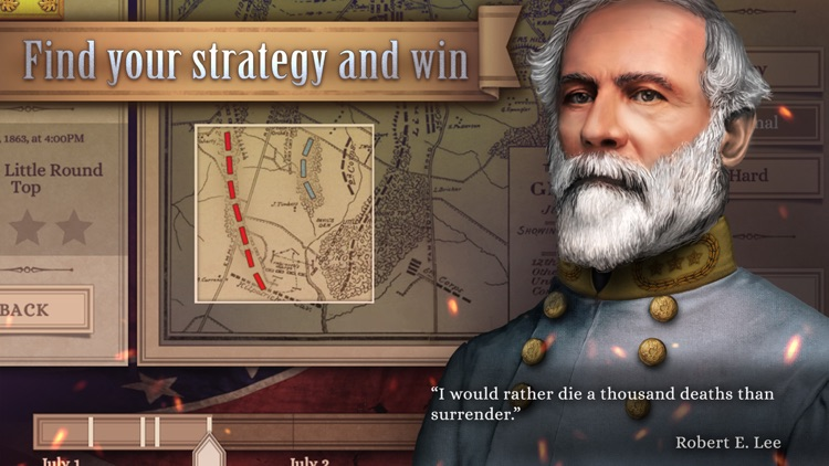 Ultimate General™: Gettysburg screenshot-0