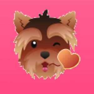 YorkieMojis - Emojis for Yorkshire Lovers app
